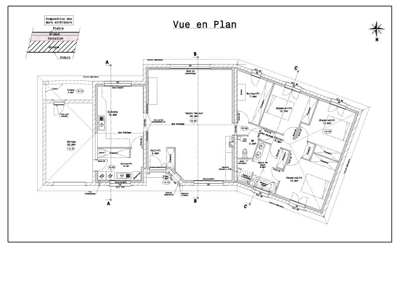 Conception Plans  Ralisation De Plans De Maisons  Nantes Loire